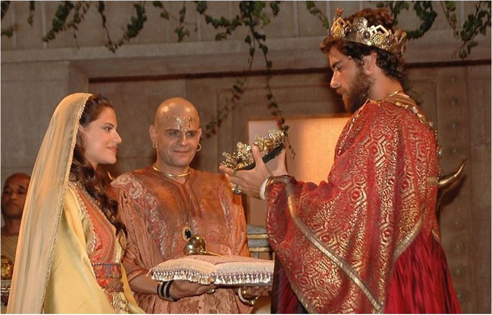 Ester e o rei Assuero (1)