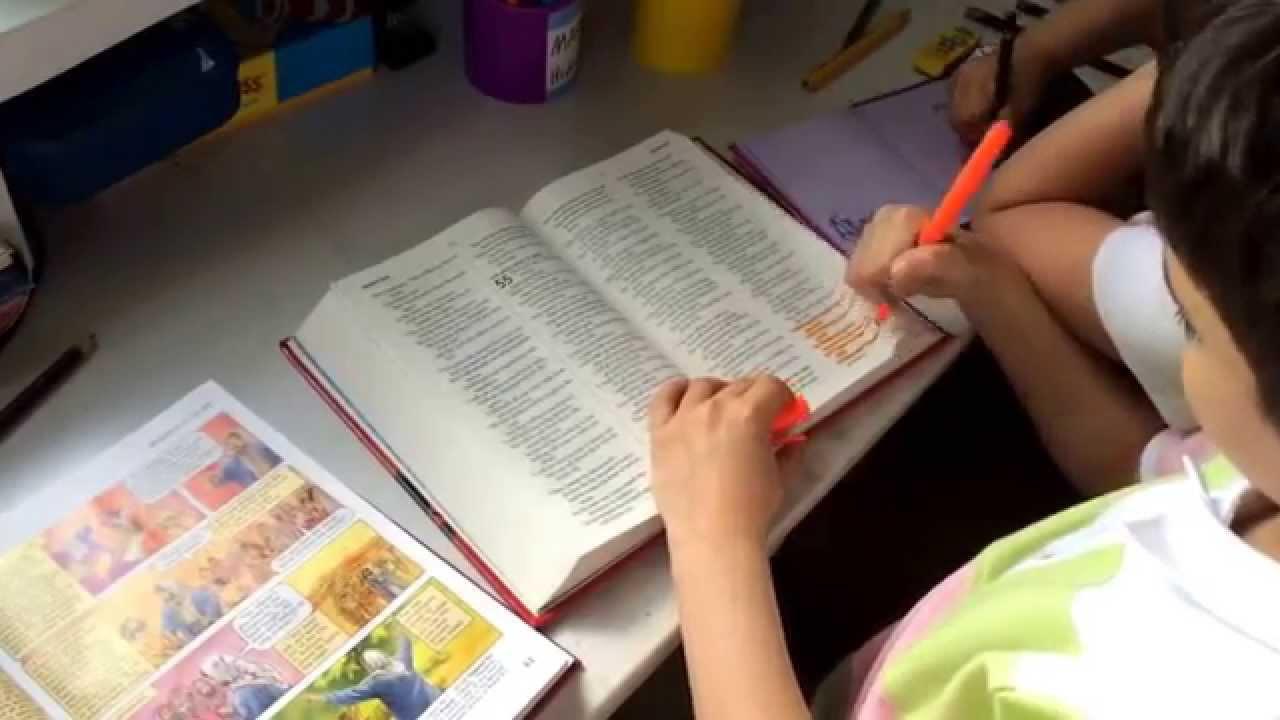 Estudando a Palavra (1)